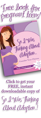 so i was thinking about adoption... free book download